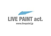 LIVE PAINT act.