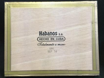 キューバ産最高級葉巻 モンテクリスト