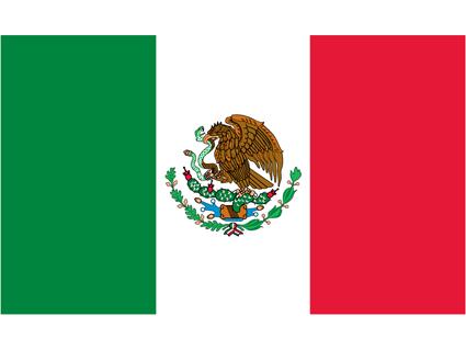 メキシコ合衆国国旗