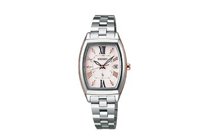 <セイコー ルキア>レディ・トノーシリーズ腕時計 ルキア(SSQW032)