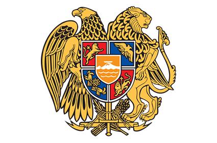 アルメニア共和国大使館 大使閣下公邸での晩餐会 8名様ご招待