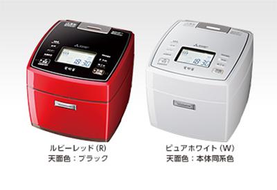 三菱電機IHジャー炊飯器(NJ-VX107)
